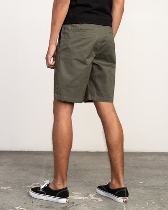 3 All Time Session Short Green M201TRSE RVCA