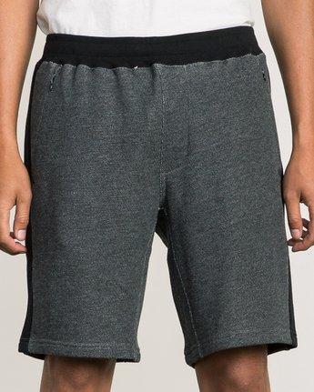 7 Premium Sweat Short Black M202SRPR RVCA