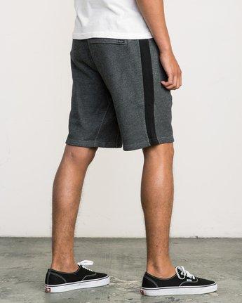 5 Premium Sweat Short Black M202SRPR RVCA
