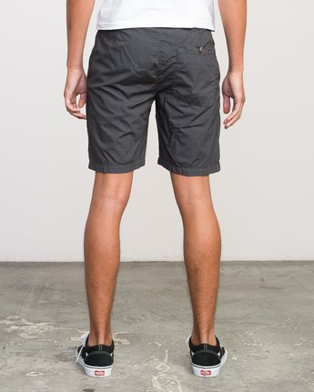4 Nomad All Time Short Grey M207PRNO RVCA