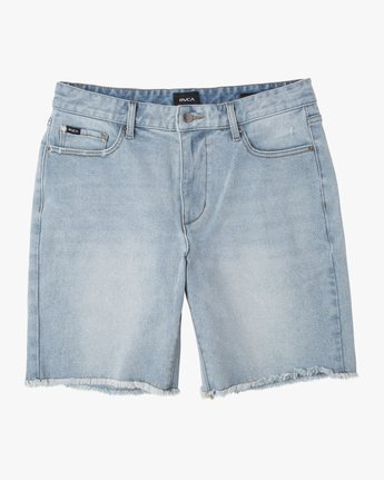 DAGGERS DENIM SHORT  M210TRDO