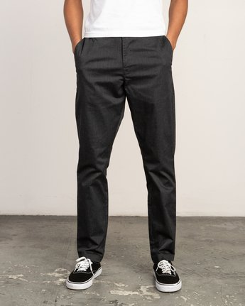 0 All Time Session Pant Black M301TRSE RVCA