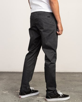 4 All Time Session Pant Black M301TRSE RVCA
