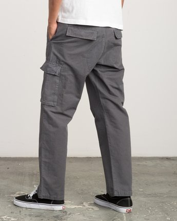 2 Expedition Cargo Pant Grey M304QREX RVCA