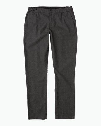 5 All Time Arc Pant Black M306QRAT RVCA