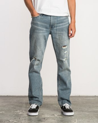 STAY RVCA DENIM  M308QRSR