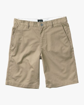 "0 Americana 22"" Shorts Green M3210AMS RVCA"