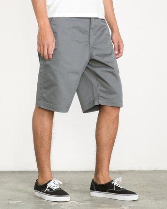 """6 Americana 22"""" Shorts Multicolor M3210AMS RVCA"""