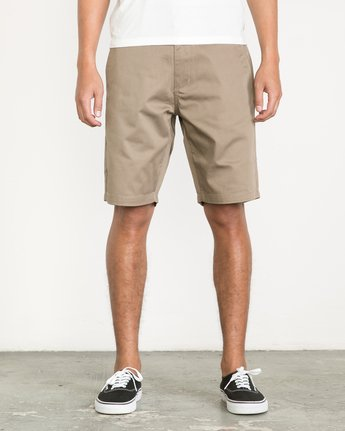 1 Week-End Shorts Green M3211WES RVCA