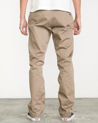 2 Week-End Pants Green M3307WEP RVCA