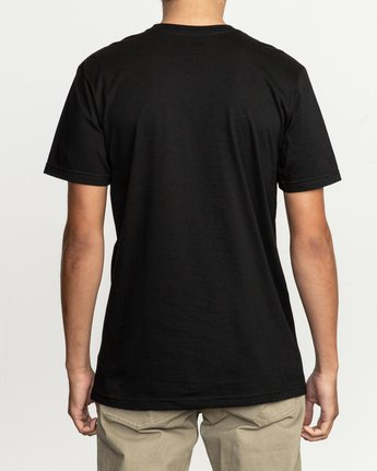 3 Balance Box T-Shirt Black M401TRBA RVCA