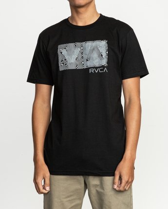 1 Balance Box T-Shirt Black M401TRBA RVCA