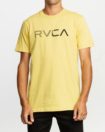 1 Blinded T-Shirt Yellow M401TRBL RVCA