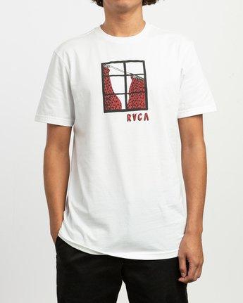 2 Tom Gerrard Drapery T-Shirt White M401TRDR RVCA