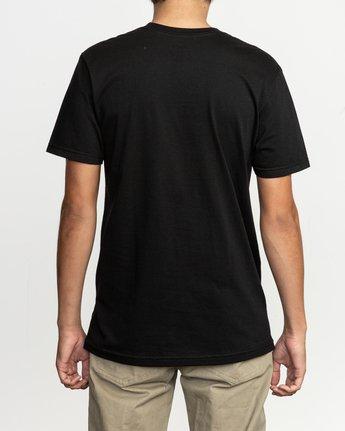 3 Last Paradise T-Shirt Black M401TRLA RVCA
