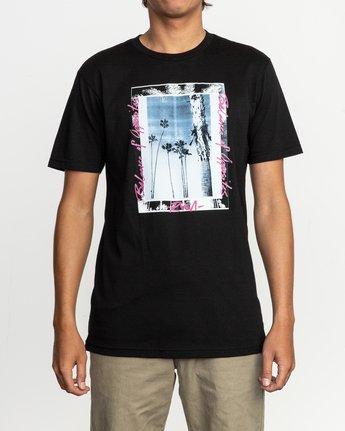 1 Last Paradise T-Shirt Black M401TRLA RVCA