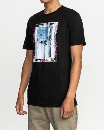 2 Last Paradise T-Shirt Black M401TRLA RVCA
