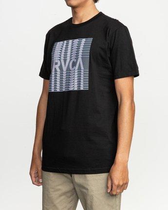 2 Repeated T-Shirt Black M401TRRE RVCA