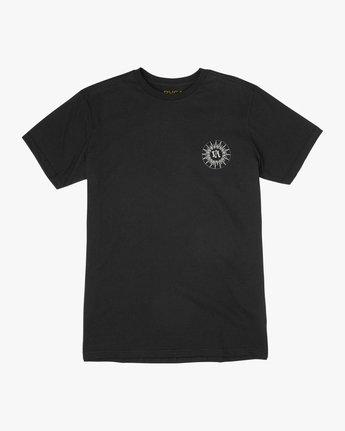 1 JeanJean Tigre T-Shirt Black M401TRTI RVCA