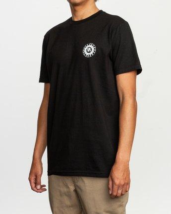 3 JeanJean Tigre T-Shirt Black M401TRTI RVCA