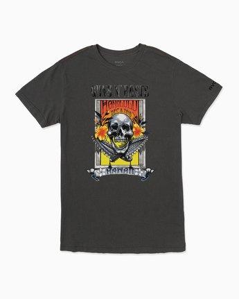 0 Axis Guns N Roses T-Shirt Black M404SRAX RVCA