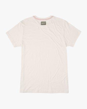 1 Lo-Fi T-Shirt White M420TRLO RVCA