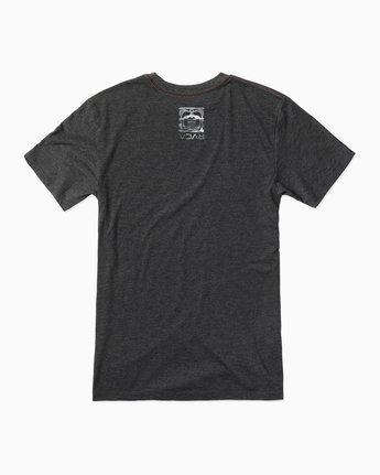 1 BJ Penn Box T-Shirt Black M422SRPE RVCA