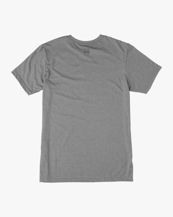 1 Campbell Brothers Freedom Of Choice T-Shirt Grey M426QRFR RVCA