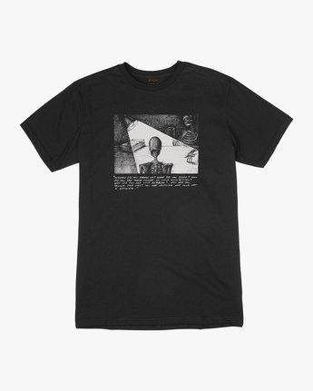 0 JeanJean Struggle T-Shirt Black M426QRST RVCA