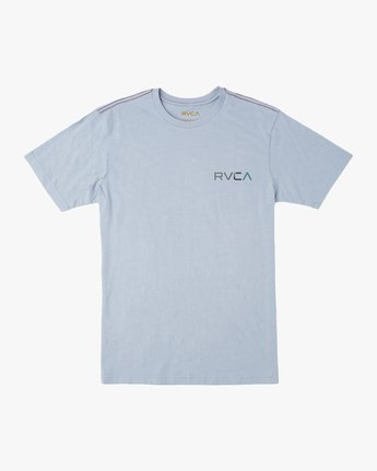 1 Blind Motors T-Shirt Blue M430TRBL RVCA