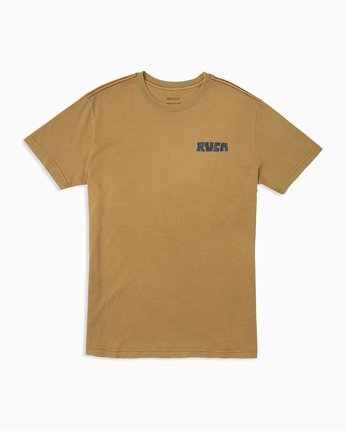 1 Alex Matus Pueo T-Shirt Brown M438TRPU RVCA