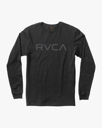 BIG RVCA LS  M451TRBI