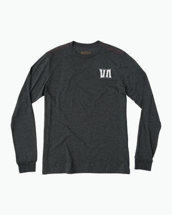 1 Sagebrush Long Sleeve T-Shirt Black M452SRSA RVCA