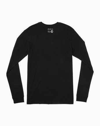 1 Beautiful Losers Long Sleeve T-Shirt Black M459QRCL RVCA