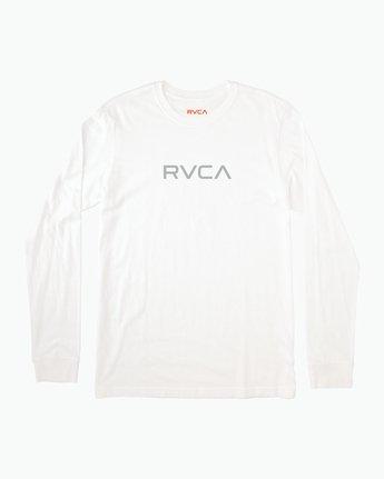 SMALL RVCA LS  M465SRSM