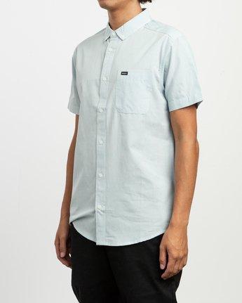 2 That'll Do Dobby Button-Up Shirt Blue M511TRDB RVCA