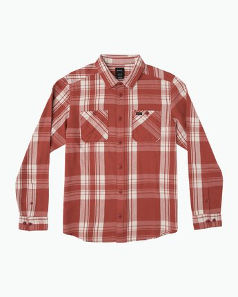 WANTED FLANNEL LS  M551SRWA