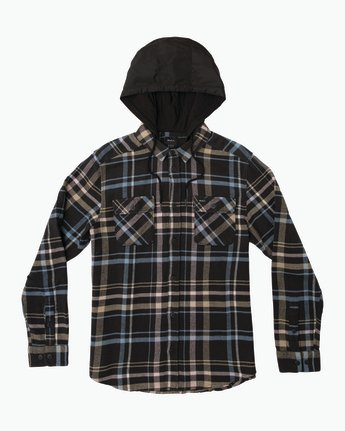 ESSEX PLAID LS  M561SRSW
