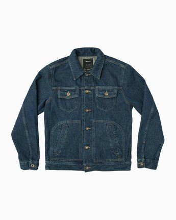 WOODS DENIM JACKET  M701MRWJ