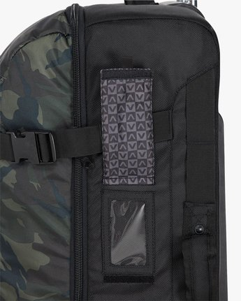 4 Eastern Large Roller Bag Camo MABGQREL RVCA