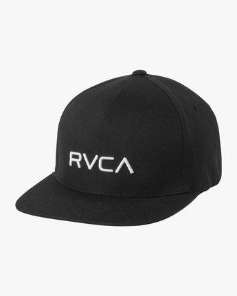 RVCA SPORT FLEXFIT  MAHWQRSF