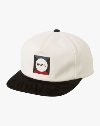 CUT OUT SNAPBACK  MAHWTRCO