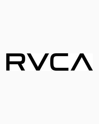 7 INCH RVCA STICKER  MAMCPRRE