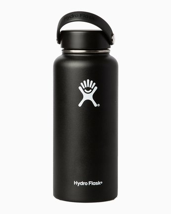 1 BJ Penn Hydroflask 32 Oz Wide Mouth Water Bottle Multicolor MAMCXRBJ RVCA