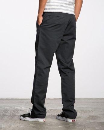 2 The Dayshift II Chino Pants Black MG302DAY RVCA