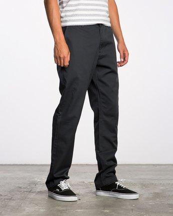 5 The Dayshift II Chino Pants Black MG302DAY RVCA