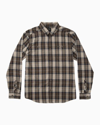 BONE FLANNEL LS MM501BON