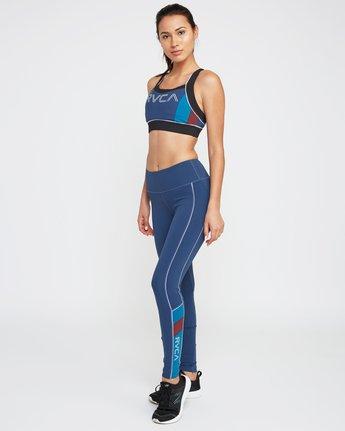 4 VA Lock Sports Bra Blue TQ02QRLO RVCA