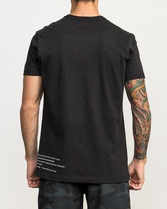 4 Dialog Box Performance T-Shirt  V402QRDB RVCA