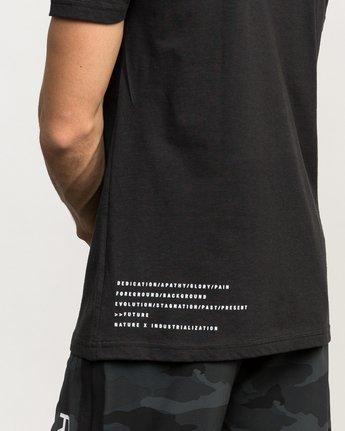 5 Dialog Box Performance T-Shirt  V402QRDB RVCA